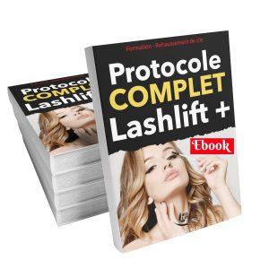Mini Formation rehaussement de cils - Lash lift™