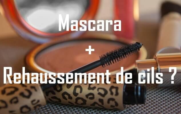 Peut-on appliquer du mascara sur un rehaussement de cils ?